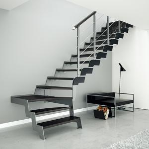Лестницы на металлокаркасе в Ижевске по доступным ценам