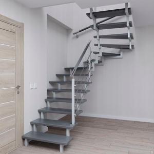 Лестницы с забежными ступенями в Ижевске