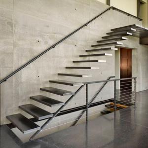 Металлические лестницы для дома в Ижевске
