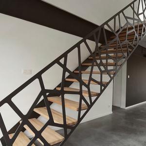 Перила для лестниц, ограждение лестницы в Ижевске